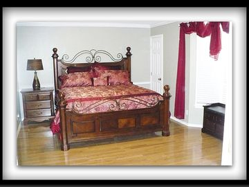 Second Elegant King Bed Room