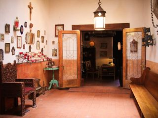 Tucson estate photo - El Cristo room