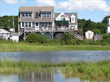 Mattapoisett cottage rental - Paradise Found - two story beach cottage