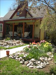 Steamboat Springs house photo - Flowers in Full Bloom