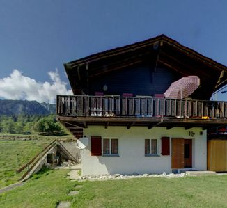 Holiday house, 40 square meters