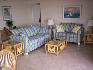 Indian Shores condo photo - Updated new tile and brand new furniture