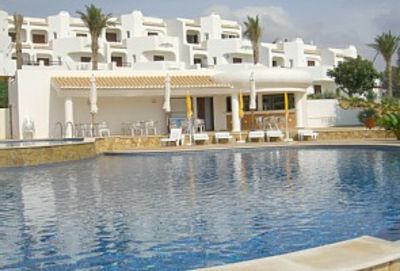 Clube Albufeira Resort apartment rental - Swimming Pool and Snack Bar near Apartment