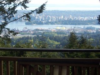 Vancouver apartment photo - City View from Deck