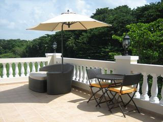 Rooftop Furnishings - Rincon villa vacation rental photo