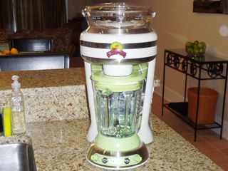 Our Kitchen is Even Equipped with a Margaritaville Frozen Concoction Mixer. - Santa Rosa Beach condo vacation rental photo