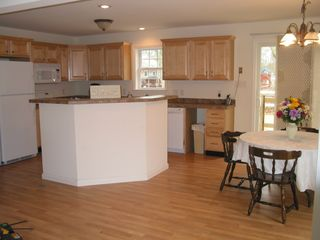 Eastham house photo - Kitchen w Island