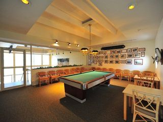 Placida condo photo - The Main Clubhouse has several community rooms, pool room, and library.