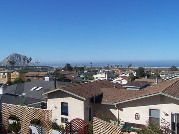 Morro Bay house rental - View from Home