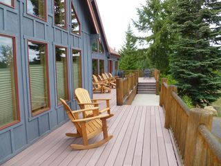 Lake of the Woods cabin photo - Relax and enjoy the view