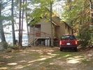 Squam Lake cottage photo