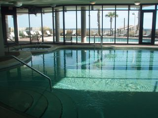 Perdido Key condo photo - Indoor Pool and Hot Tub