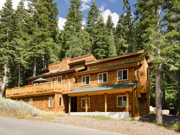Alpine Meadows house rental - Five Bedroom House - Five Bedroom House with Two Car Garage and Covered Entry