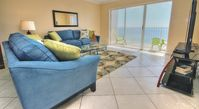 Fabulous Upscale Beachfront 2 Br Condo in Madeira Beach with Amazing View of Emerald Turquoise Water!