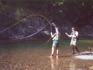 Whitefish condo photo - Fly Fishing In The Flathead Valley