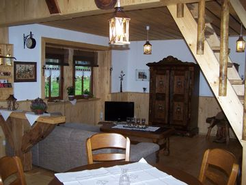 Hillesheim cottage rental