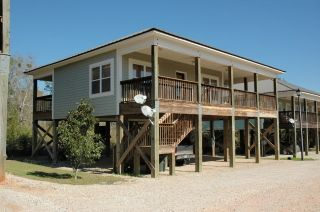 Gulf Shores cottage rental - The Cottage at Cooks Landing