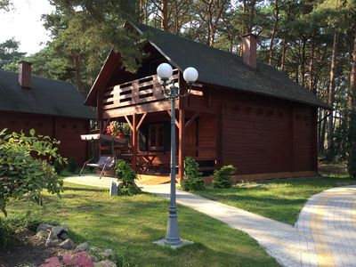 Comfortable all year holiday homes on the Ostssee Kolberg, 100m from the beach  - Wohneinheit 2494673
