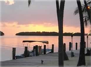 Plantation Key house rental - Local sunset - Islamorada Vacation Rental