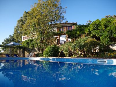 GUESTHOUSE CORTÈM. BEAUTIFUL RURAL AND QUIET BUT ONLY 20 MIN TO THE BEST BEACHES