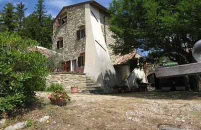 Torre delle Stelle Independent house for rent in Scarperia