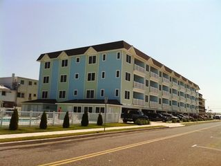 Wildwood Crest condo photo - Building Front South