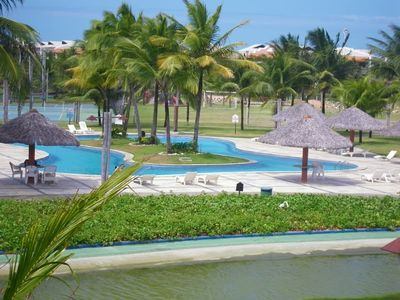 apartamento Beach Park - VISTA DO APTO LUXO