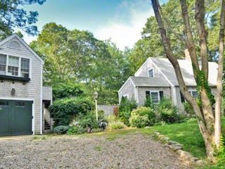 West Tisbury house photo - Longview Cottages: Magical Garden Retreat
