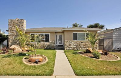 Elegant and inviting home in an upscale Pacific Beach Beach neighborhood.