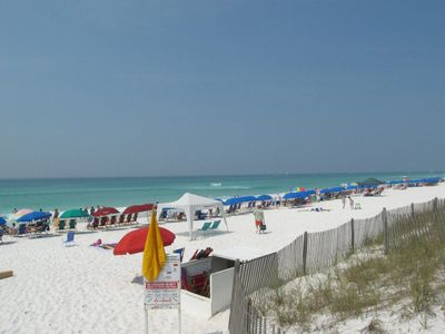 Southbay's pristine white beach- Complimentary Beach Service with Summer rental