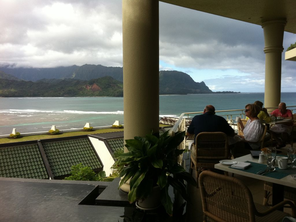 Restaurant with a great View