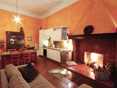 Apartment in historic center of Siena