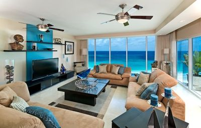 Stunning Views Of Barbados From Living Area