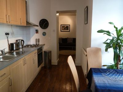 Soho apartment rental - Maria Anna kitchen