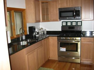 North Conway condo photo - Brand new kitchen