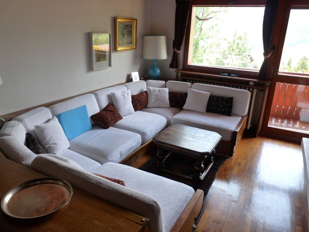 Attico in chalet a cortina 6402312 for Affitto chalet cortina