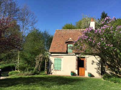 charming house on the OUANNE
