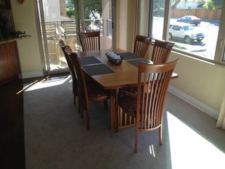 Pacific Beach townhome photo - Dining room table