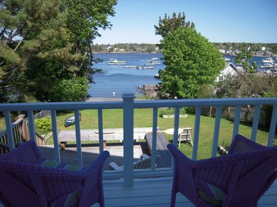 Bernard house rental - Overlooking Harbor