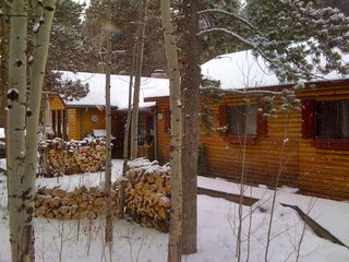 Black Hawk cabin photo - Welcome to our Cozy Mountain Cabin!