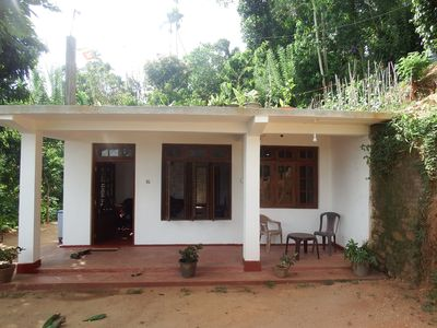 House or cottage,Knuckles Mts. fantastic views ,  ideal families, Trekking cntr. - Spice Cottage