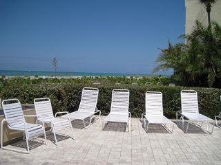 Boca Grande condo photo - Sunning by the Beach and Pool