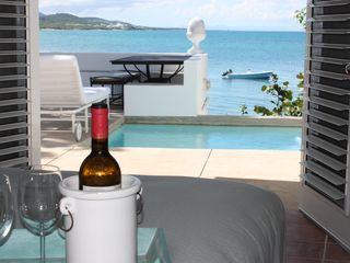 Vieques Island house photo - Pool-side Bedroom