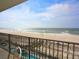 Orange Beach condo photo - Amazing views from balcony