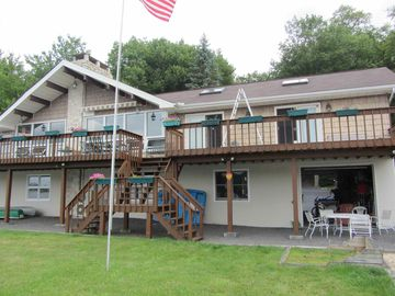 Arrowhead Lake house rental - Welcome to our home