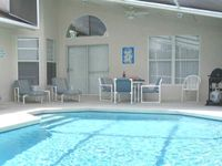 Disney 3.5mi Secluded Pool,52' ~Hdtv~ Wi-Fi, Wii & Ps2, 5 Star