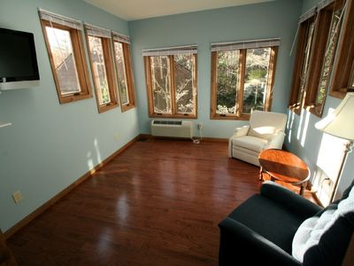 Lake Toxaway house rental - Sitting Area on 2nd Floor