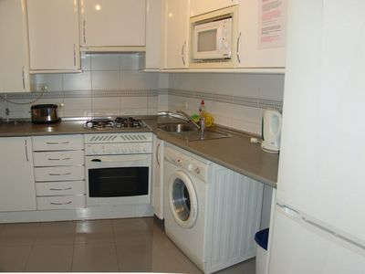 Madrid Center apartment rental - Kitchen fully equipped