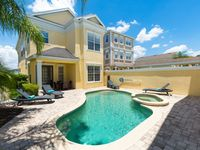 Homestead Estate | 5 Bed Villa With Private Pool, Kids Bedroom, And Games Room