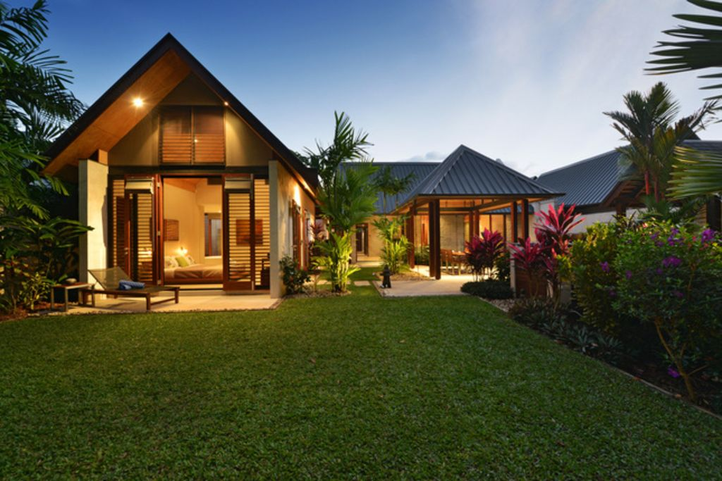 Villa 3 Niramaya, Very Private Luxury Resort Home